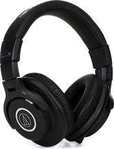 Audio-Technica ATH-M40x Closed-back Studio Monitoring Headphones
