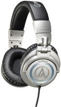 Audio-Technica Limited Edition 50th Anniversary ATH-M50s - Straight Cable