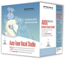 Antares Auto-Tune Vocal Studio Vocal Toolkit Bundle - Native