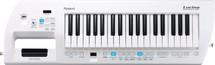 Roland Lucina AX-09 37-Key Keytar Synthesizer - Pearl White