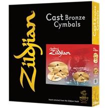 Zildjian A Zildjian 4 Pack