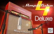 IK Multimedia AmpliTube 4 Deluxe Software Suite