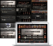 IK Multimedia AmpliTube Mesa/Boogie Software Suite