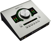 Universal Audio Apollo Twin DUO 2x6 Thunderbolt Audio Interface with UAD DSP