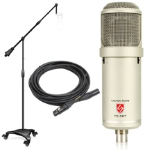 Lauten Audio Atlantis Mic Package Large-diaphragm Condenser Microphone