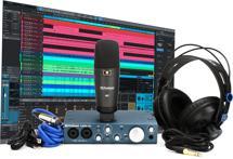 PreSonus AudioBox iTwo Studio - 2x2 USB/iPad Recording System