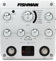 Fishman Aura Spectrum DI Imaging Pedal with D.I.