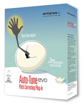 Antares Auto-Tune Evo Native