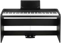 Korg B1SP Digital Piano Package - Black