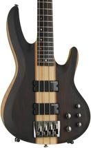 ESP LTD B-4E - Ebony Natural Satin