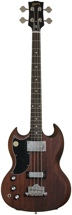 Gibson SG Bass Faded - Worn Brown, Left Handed