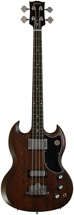 Gibson SG Bass Faded - Worn Brown