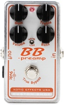 Xotic Custom Shop BB-Preamp Comp Pedal
