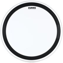 Evans EMAD Clear Bass Drum Batter Head - 24""