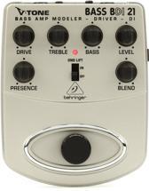 Behringer BDI21 V-Tone Bass Driver DI Pedal