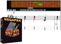 PG Music Band-In-A-Box MegaPAK for Mac (boxed)