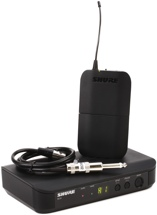 Shure BLX14 Wireless Guitar System - H10 Band