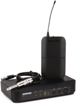 Shure BLX14 Wireless Guitar System - H9 Band