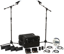 Shure BLXR Complete Wireless Handheld and Headset Microphone System