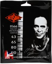 Rotosound BS66 Swing Bass 66 Billy Sheehan Stainless Steel Roundwound Bass Strings