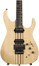 Schecter Banshee Elite-6 Floyd Rose, Plek'd - Natural