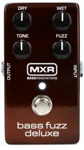 MXR M84 Bass Fuzz Deluxe Pedal
