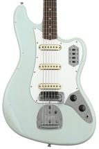 Fender Custom Shop '60s Journeyman Relic Bass VI - Aged Sonic Blue