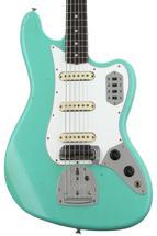 Fender Custom Shop '60s Journeyman Relic Bass VI - Aged Sea Foam Green