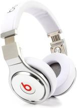Beats Pro Headphones - White/Silver