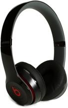 Beats Solo 2 Wireless Bluetooth Headphones - Black