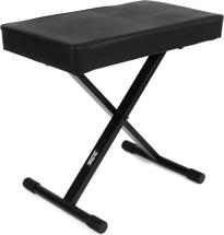 On-Stage Stands KT7800+ Deluxe X-Style Bench