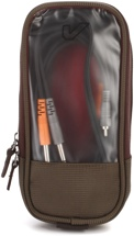 Gruv Gear Bento Utility Case, Full/Slim Pewter/Crimson