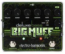 Electro-Harmonix Deluxe Bass Big Muff Pi Bass Fuzz