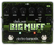 Electro-Harmonix Deluxe Bass Big Muff Pi Bass Fuzz Pedal