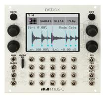 1010music Bitbox Eurorack Performance Sampler with Touchscreen