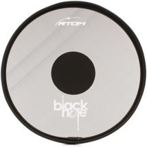 RTOM Black Hole Snap On Mesh Practice Pad - 12""