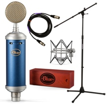 Blue Microphones Bluebird SL Microphone with Stand and Cable