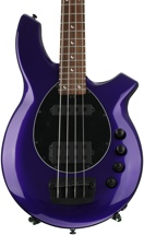 Ernie Ball Music Man Bongo 4 HS - Firemist Purple