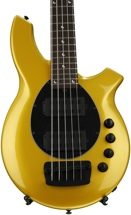 Ernie Ball Music Man Bongo 5 HH - Firemist Gold