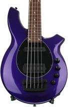 Ernie Ball Music Man Bongo 5 HS - Firemist Purple