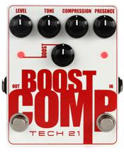 Tech 21 Boost Comp Compression/Boost