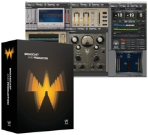 Waves Broadcast & Production Plug-in Bundle for Academic Institutions - Native