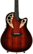 Ovation Elite Plus Contour - Koa