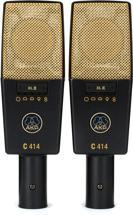 AKG C414 XLII/ST Matched Pair