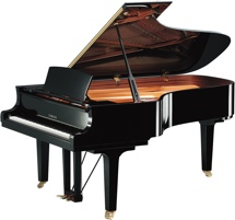 Yamaha Conservatory Collection C7X SH Acoustic Grand with Silent Piano Technology