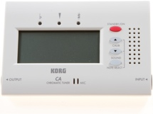 Korg CA40 Chromatic Tuner