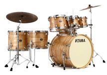 Tama Superstar Classic 7-piece Shell Pack - Satin Tamo Ash