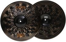 """Meinl Cymbals Classics Custom Dark Hi Hats - 15"""""""