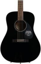 Fender CD-60 Dreadnought - Black