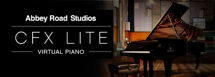 Garritan Abbey Road CFX Lite Virtual Piano